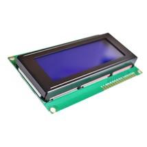 10pcs/lot LCD Board 2004 20*4 LCD 20X4 5V Blue screen LCD2004 display LC... - $50.20