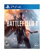 Battlefield 1 PS4 - $104.99