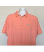 Tommy Bahama Island Zone Polo Shirt Mens Large Marlin Logo Cotton Poly S... - $27.67
