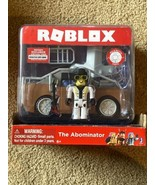 Roblox The Abominator Vehicle & Action Figure + Exclusive Virtual Item~New - $30.68