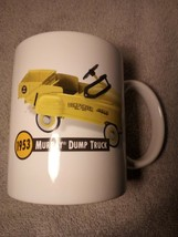 HALLMARK  COFFEE MUG / CUP--1953 MURRAY DUMP TRUCK--KIDDIE CAR-- -FREE S... - $17.28