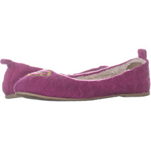 Michael Kors 92 Slip On Ballet Flats 408, PinkFabric, 10 US - $32.63