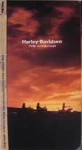1998 Harley Davidson Brochure, Sportster Dyna Low Rider Super Electra Glide Sftl - $14.54