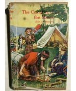 THE CAMPFIRE GIRLS GO ON THE MARCH by Jane L. Stewart (1914) Saalfield HC - $9.89