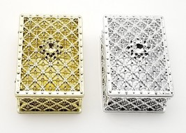 """Rectangular plastic trinket candy box party special event favors 3"""" x 2"""" x 1.25"""" - $13.95"""