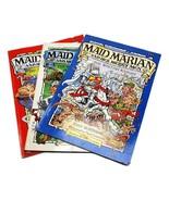 Maid Marian Merry Men Lot 3 BBC Books Graphic Novel First Ed PB Tony Rob... - $84.99