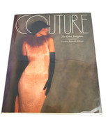 COUTURE The Great Designers- Milbank -1st Edition Printed Japan - $34.60