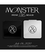 Monster (Random Cover) (Incl. 72pg Photobook, Lyric Sheet, Postcards +Ph... - $23.76
