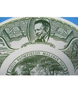 "Kettlesprings Kilns Louis Bromfield's Malabar Farm 10""Collectors Plate M... - $19.59"