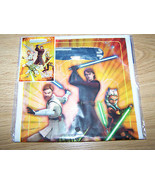 Star Wars The Clone Wars Pack of 8 Party Favor Treat Bags Sacks Hallmark... - $8.00