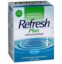 Refresh Plus Eye Drops 30'S - $24.90