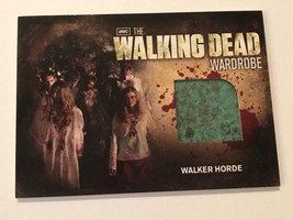Cryptozoic Walking Dead Season 2 Wardrobe Walker Horde M31 - $11.58
