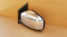 08-10 Chrysler Town & Country Side View Door w/ AutoDim Mirror Driver Left LH image 2