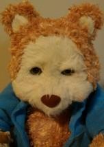 TJ BEARY TALES Animated Talking Singing moving Plush teddy Bear 2 Book C... - $27.90