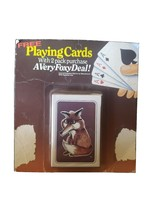 The Fox American Lights & Filters Playing Cards - New & Sealed original package - $7.72