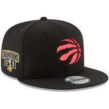 2019 Toronto Raptors New Era 9FIFTY NBA Finals Champions Snapback Hat Cap - $47.98+