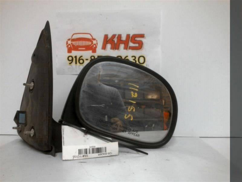 Primary image for Passenger Side View Mirror Manual Fits 97-02 FORD F150 PICKUP 303781