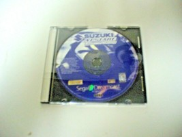 Suzuki Alstare Extreme Racing (Sega Dreamcast, 1999) - DISC ONLY - $5.82