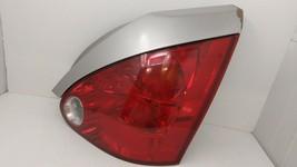 2004-2008 Nissan Maxima Passenger Right Side Tail Light Taillight Oem 71623 - $127.29