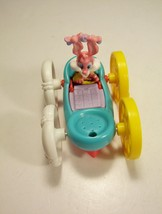 Tiny Toons Adventure Flip Car Babs Bunny Plucky Duck Flipcar McDonalds 1990 - $5.99