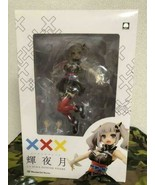Kaguya Luna Official 1/7 scale ABS & PVC painted PVC Figure Japan Anime - $124.17