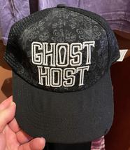 Disney Parks Haunted Mansion Ghost Host Baseball Cap Hat - $37.90