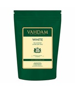 VAHDAM, White Tea Loose Leaf Sampler | 5 TEAS - Himalaya White Tea, Silv... - $22.77