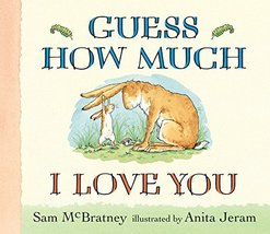 Guess How Much I Love You Lap-Size Board Book [Board book] McBratney, Sa... - $9.40