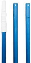 U.S. Pool Supply Professional 12 Foot Blue Anodized Aluminum Telescopic... - $56.63