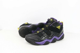 Vtg Adidas Mens Size 13 Crazy 8 Kobe Bryant Los Angeles Lakers Basketbal... - $98.95