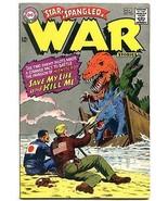 STAR SPANGLED WAR STORIES-#135-DINOSAUR ISSUE FN - $34.05
