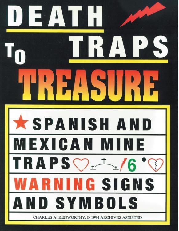 Death Traps to Treasure ~ Treasure Hunting