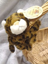 AURORA by A&A Plush~ANIMAL WRAPPERS~Wrap Around Wrist Kitty Pet Stuffed ... - $12.16