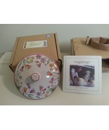 Longaberger 2011 Mother's Day Basket Pottery Lid Only - $18.76