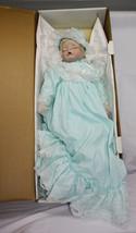 "Marie Osmond Porcelain Doll ""Sweet Dreams"" Dawn # 730/5000 - $52.36"