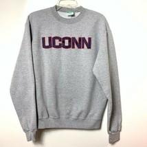 Champion UConn Huskies sweatshirt men's medium - $26.73
