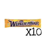 Wunderbar Chocolate Bar Canadian Candy 58g x10 bars wunder bar FRESH - $15.19
