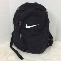 Nike Club Team Nutmeg Medium Backpack BA3253 Black White Unisex Sports - $37.73 CAD
