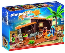 Playmobil Nativity Stable With Manger - $137.76