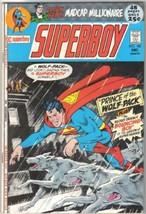 Superboy Comic Book #180 DC Comics 1971 FINE+ - $12.59