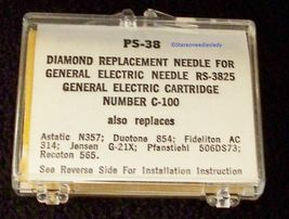 STYLUS NEEDLE for GE General Electric TA2 TA-2 506-DS73 for Astatic N360-sd image 4