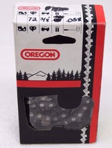 "Oregon 3/8"" Pitch .058 Gauge 72 Link Chainsaw Chain (4kugc5) - $19.34"