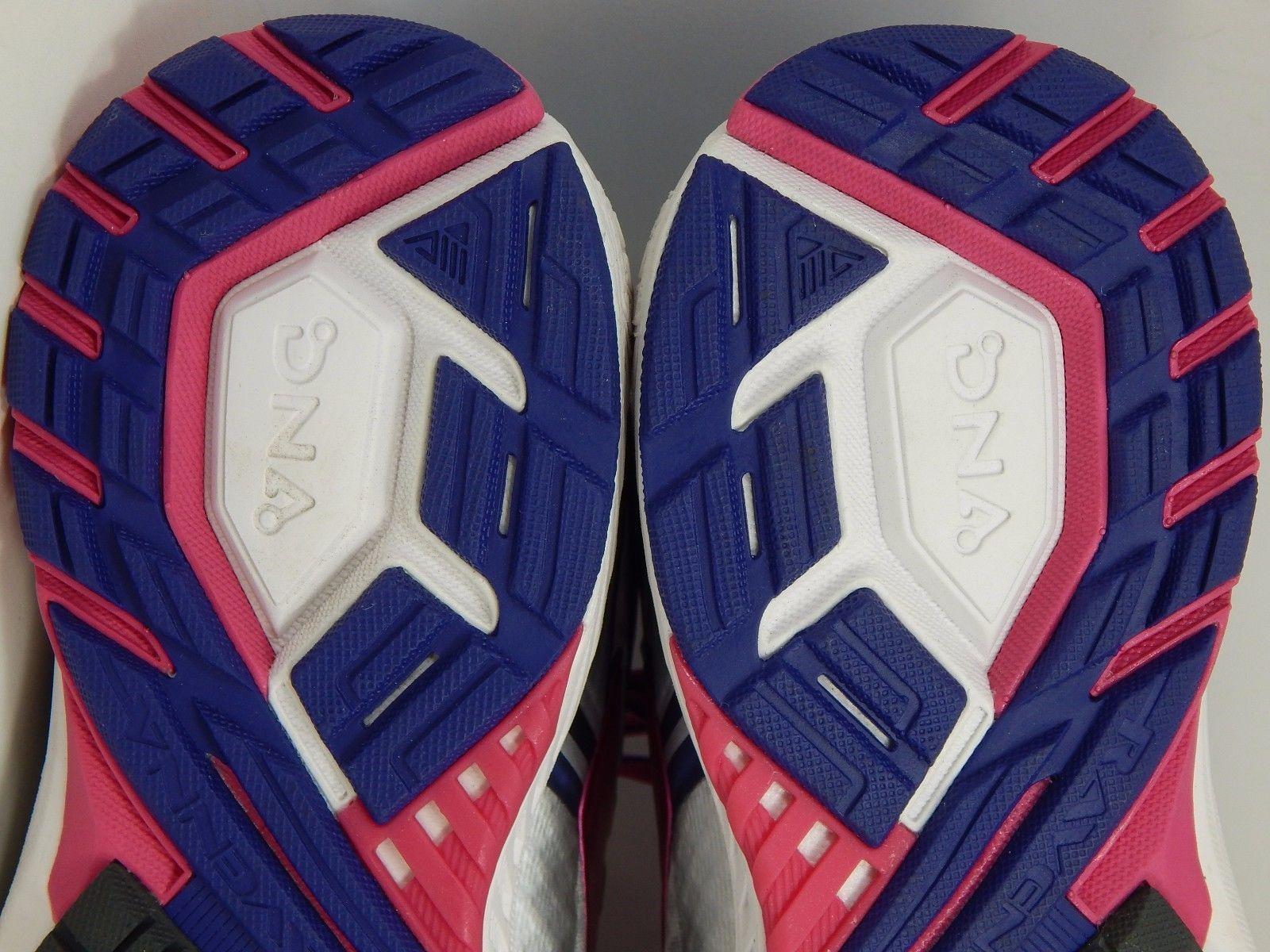 Brooks Ravenna 8 Women's Running Shoes Sz: US 9 M (B) EU 40.5 Silver 1202381B089