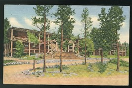 CO Grand Lake Lodge Rocky Mountain National Park 1936 Curteich Linen Pos... - $4.99