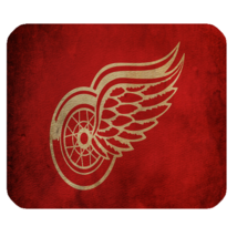 Mouse Pad The Detroit Red Wings Logo Ice Hockey Sports Team Michigan Fan... - $172,10 MXN