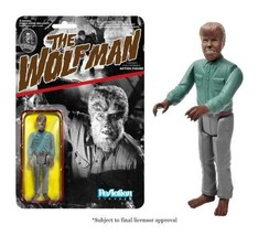 Funko Universal Monsters Series 1 - Wolfman ReAction Figure - $35.63