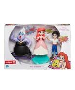 NEW 2017 Disney Little Mermaid Ariel and Friends Target Exclusive Figure... - $27.76