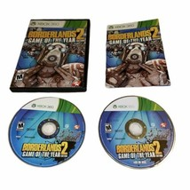 Borderlands 2 - Game of the Year Edition (Microsoft Xbox 360, 2013) Comp... - $21.11 CAD