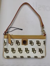 Authentic Dooney & Bourke Baylor Wristlet Clutch Purse - $79.48