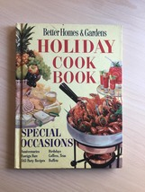 Vintage 1959 BHG Holiday Cook Book for Special Occasions- hardcover